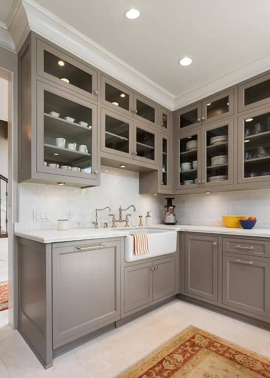 Angol stílusú konyhák képei - KONYHA Képek és ötletes konyhák