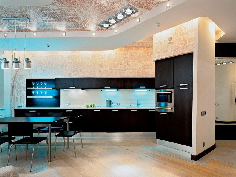 Modern konyhák képei - KONYHA Képek és ötletes konyhák