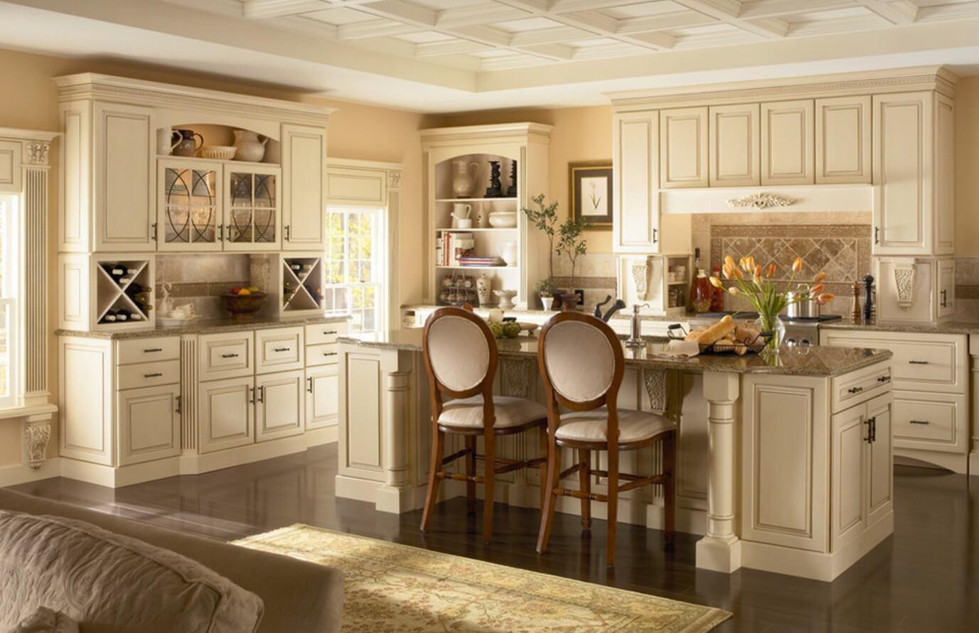 Rusztikus konyha képek - KONYHA Képek és ötletes konyhák